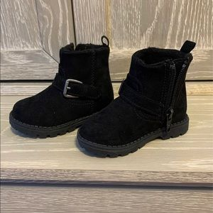 Toddler girls H&M warm lined boots
